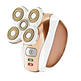Best Womens Electric Shavers - Women's Waterproof Painless Hair Remover for Leg Face Review