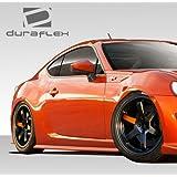 2013-2014 Scion FR-S Subaru BRZ Duraflex ST-C Side Skirt Splitters - 2 Piece