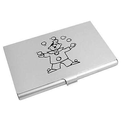 Amazon azeeda clown business card holder credit card wallet azeeda clown business card holder credit card wallet ch00000793 colourmoves