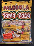 TAMA-ROCA ( Palebola - Tamarind Lollipops with salt and chili - Mexican candy