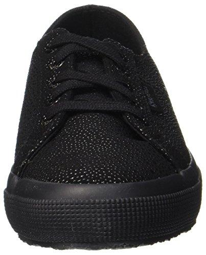 Sneaker Synrazzaw Basso Total Donna Superga Collo Black 2750 a U6zwaHx