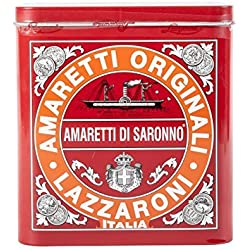 Lazzaroni Amaretti, 16-Ounce Tin by Lazzaroni