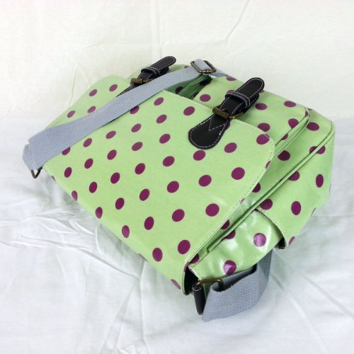 femme Green Light bandoulière ltd Avashion Polka pour sac Dot wIFnqC