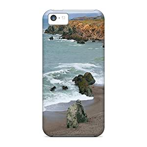 fenglinlinMAY9559gNpp Anti-scratch Cases Covers 88caseme Protective Wonderful Dark S Beach Cases For iphone 5/5s