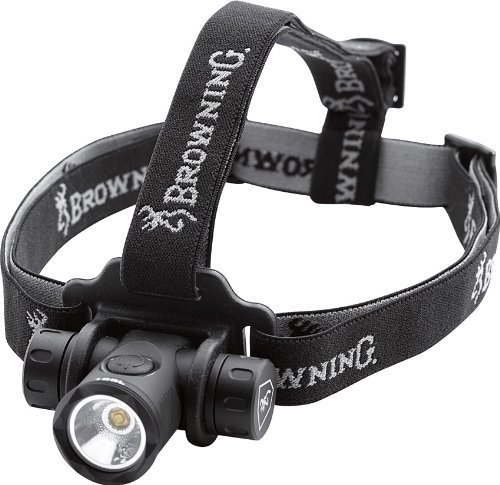 (Browning 1AA Headlamp, Black by Browning)
