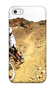 Iphone High Quality Tpu Case/ Downhill Bike Sports S AbNBmjI29434EBiSk Case Cover For Iphone 5/5s