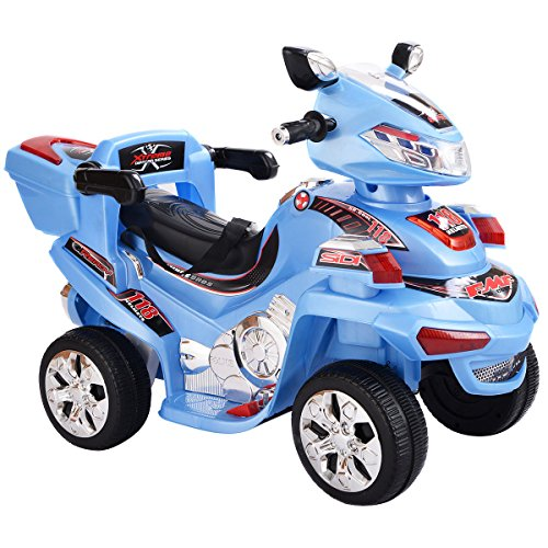 Motorcycle 4 Wheel - 1