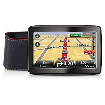 Amazoncom TomTom VIA TM Touchscreen Portable Bluetooth - Us maps for tomtom