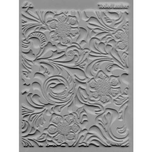 Lisa Pavelka 527041 Texture Stamp Tooled Leather by JHB International Inc