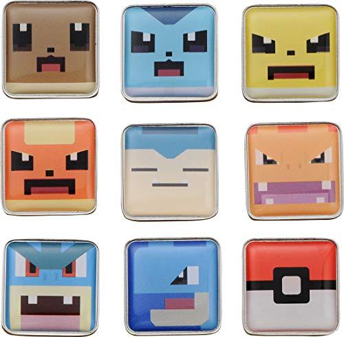 (Takara Tomy Pokemon Quest Port Kuseru Pins Collection Vol.2 DP-Box)