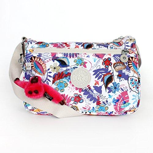 Kipling HB6492 Callie Whimsy Crossbody Bag Floral Print - Buy Online In UAE. | Shoes Products ...