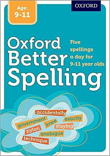 Better Spelling Age 9-11