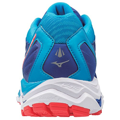 Mizuno Scarpe da camminata ed escursionismo uomo Surf the Web/White/Poppy Red 46.5 EU Amazon Línea Barata 2epMd2