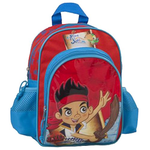 Jake & The Never Land Pirates 27889 Disney Jake and The Neverland Pirates Junior Premium Backpack, 28 -