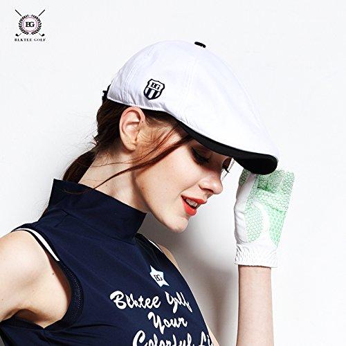 BG Lightweight Golf Cap for Women Summer Cap Sports Golf Running Tennis Hat Golf Bere Caps by BG (Image #6)