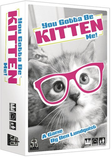 A Fast Fun Party Game Ultra Pro You Gotta Be Kitten Me