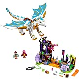 LEGO Elves 41179 Queen Dragon's Rescue Building Kit (833-Piece)