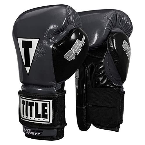 Title Boxing Gel Glory Super Bag Gloves 2.0