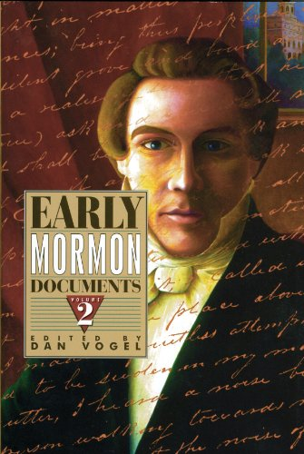 Early Mormon Dcouments, Volume 2 (Early Mormon Documents) for sale  Delivered anywhere in USA