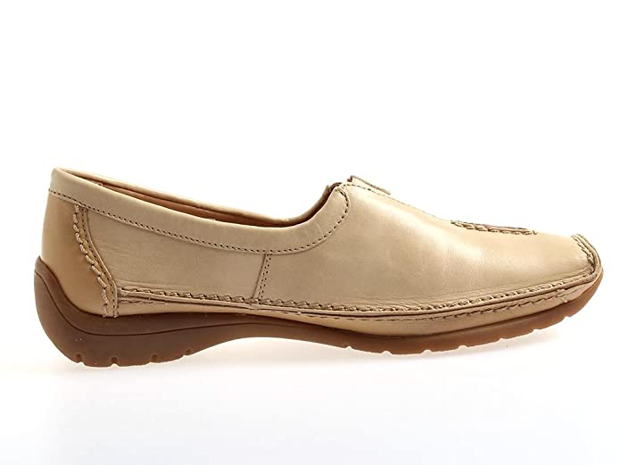 Gabor Slipper 82.506 Lederschuhe Halbschuhe Damenschuhe Leder beige Rhodos:  Amazon.de: Schuhe & Handtaschen