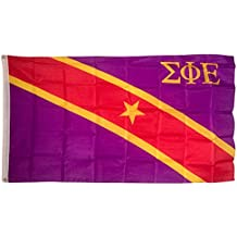 Sigma Phi Epsilon Chapter Fraternity Flag 3 x 5 Polyester Use as a Banner Large Decor sig ep