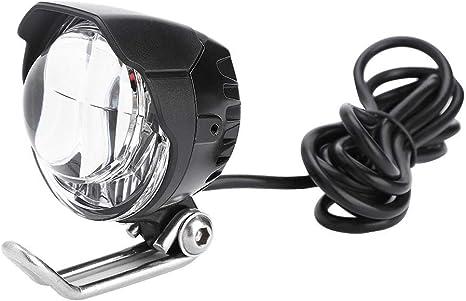 Lámpara Delantera E-Bike Voltaje Universal 12V-18V 2 en 1 ...