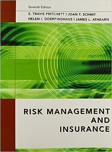 Read Risk Management and Insurance PDF, azw (Kindle), ePub, doc, mobi