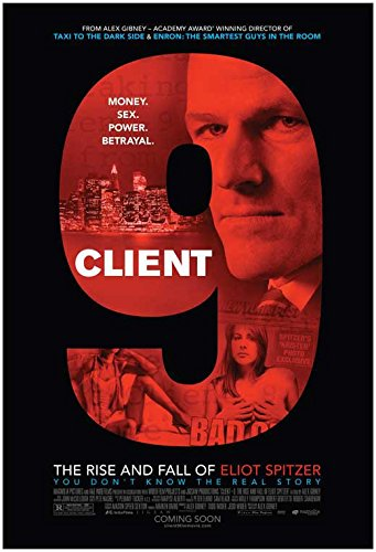"Client 9: The Rise and Fall of Eliot Spitzer POSTER (27"" x 40"")"
