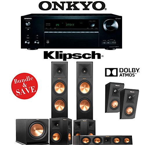 Klipsch RP-280F 5.1.2-Ch Reference Premiere Dolby Atmos Home
