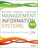 img - for Management Information Systems by R. Kelly Rainer (2015-07-13) book / textbook / text book
