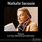 Tropismes | Nathalie Sarraute