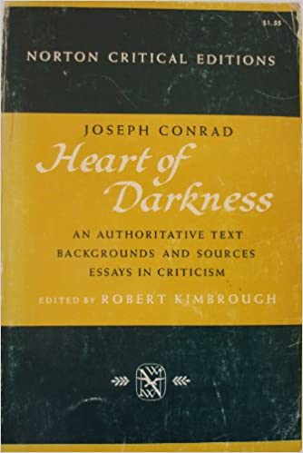 joseph conrad s heart of darkness a norton critical edition text joseph conrad s heart of darkness a norton critical edition text background essays in criticism robert kimbrough com books
