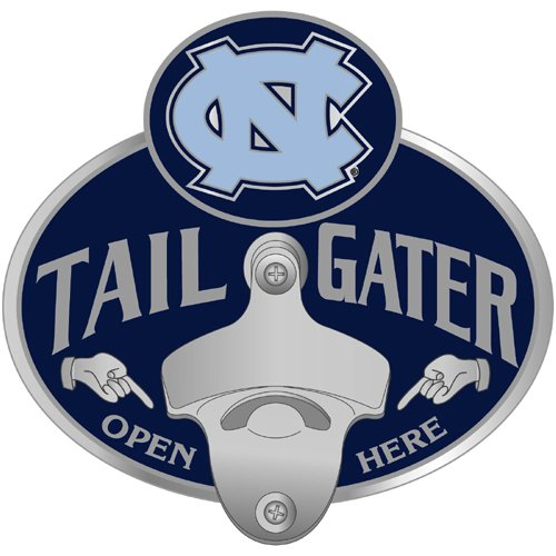 NCAA North Carolina Tar Heels Tailgater Hitch Cover ()