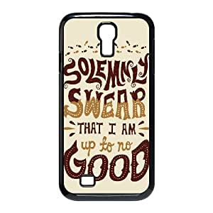 Harry Potter 014 Samsung Galaxy S4 9500 Cell Phone Case Black xlb2-090775