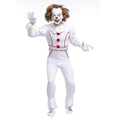 YXRL Halloween Cosplay Payaso De Regreso Al Alma Disfraz De ...
