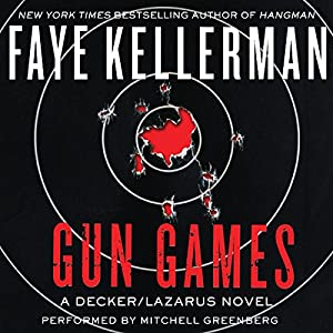 Gun Games Audiobook