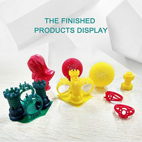 Aibecy eSUN - Impresora 3D de resina con base biológica para ...