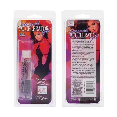 Top Rated - Sexual Accelerator Gel by Erotic Favorites