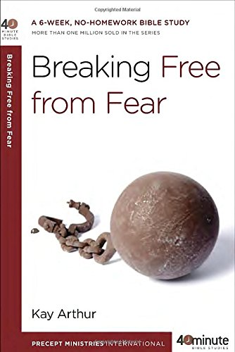 Breaking Free Fear No Homework 40 Minute product image