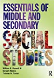 Essentials of Middle and Secondary Social Studies, William B. Russell and Stewart Waters, 0415638518
