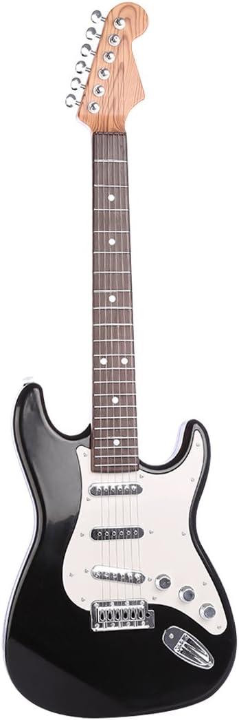 Foxom Guitarra para Niños, Cuerdas Guitarra Electrica de 67 cm, a Partir de 3 años, 6 Cuerdas Musicales Instrumento de Año Nuevo Regalo Presente