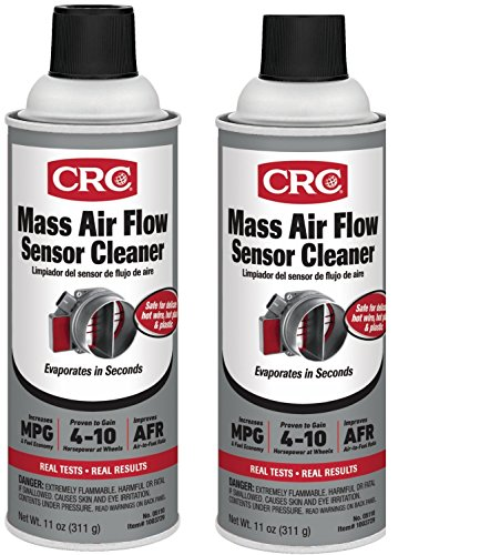 Omtyckta Amazon.com: CRC 05110 Mass Air Flow Sensor Cleaner - 11 Wt Oz GT-62