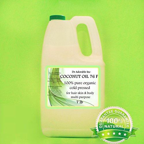 Organic Pure Coconut Degree Gallon product image