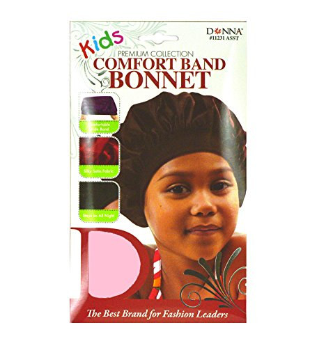 UPC 700256744146, Donna Premium Collection Kids Comfort Band Bonnet Pink 11231