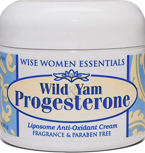 Wise Essentials Wild Yam & Progesterone Cream - Bio-identica