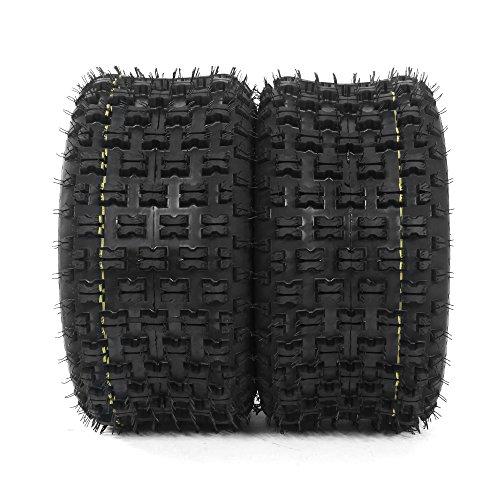 Set of 2 ATV Tire P336 20x10-9 Rear, 4 Ply