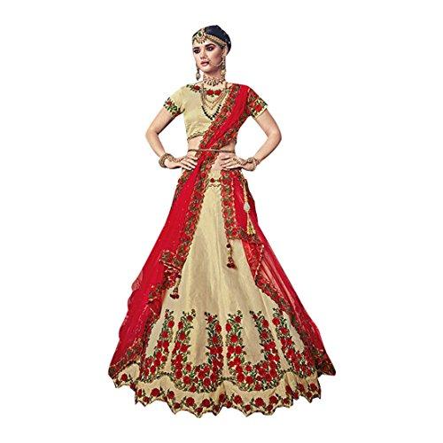 Cotton Chaniya Cholis (Bridal Wedding Designer Bollywood Women Lehenga Choli Dupatta Ceremony Chaniya Choli Collection 734 4)