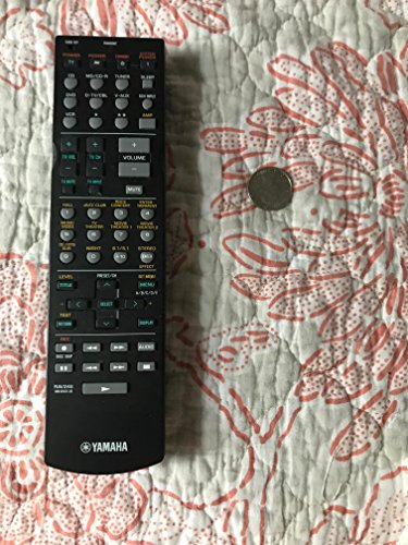 Yamaha Rav246 Wa16410 Home Audio Receiver Remote Control wit