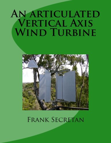 Price comparison product image An articulated Vertical Axis Wind Turbine