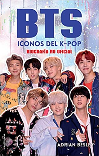 Amazon.com: BTS (Spanish Edition) (9788417305512): Adrian Besley: Books